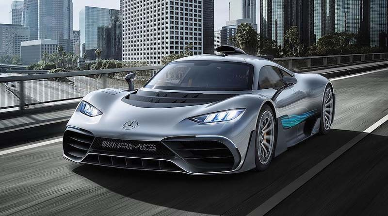 AMG Project One – 2017